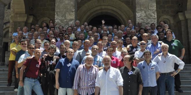 Antiguos alumnos de los Salesianos visitan el Colegio