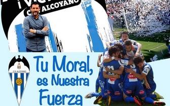 El Alcoyano presenta la campaña de socios