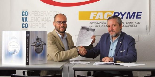 ACECA firma un acuerdo con Club Platinum Finsegur