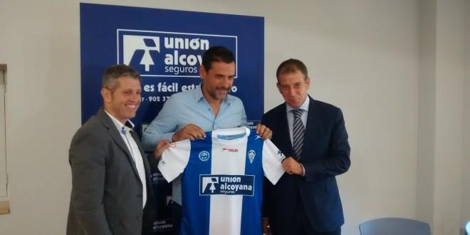 El Alcoyano presenta Andrés Palop como entrenador