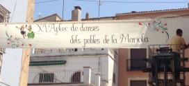 Penáguila se convierte en epicentro de les Danses