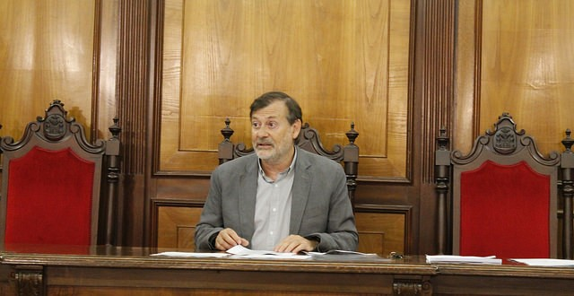 Manolo Gomicia nuevo Presidente de la Mancomunidad de L´Alcoià- Comtat