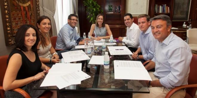 Alianza entre los alcaldes de las Comarcas Centrales