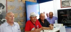 Lorenzo Cabezas, primero en renovar el Carnet del Alcoyano