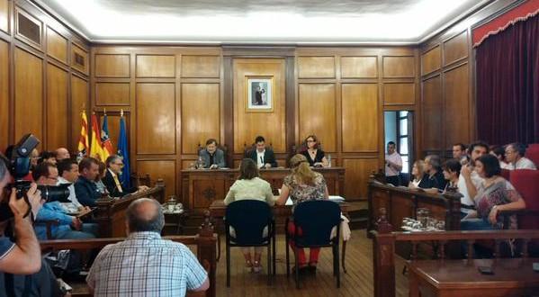 La oposición crítica con el Gobierno Local por no aprobar el presupuesto