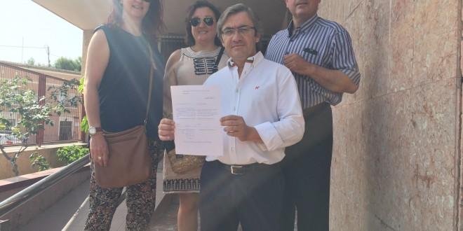 Javier Sendra Diputado Provincial por la Comarca de L´Alcoià