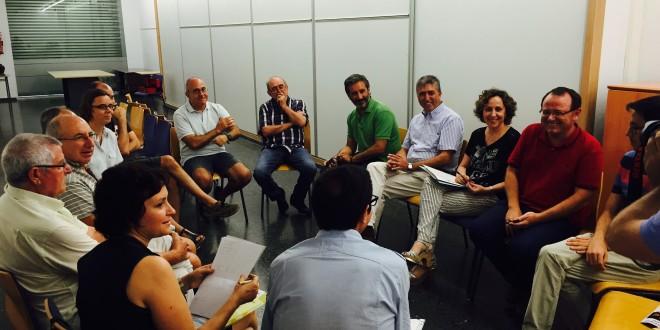 Salvem el Molinar pide a Climent que paralicen Alcoinnova