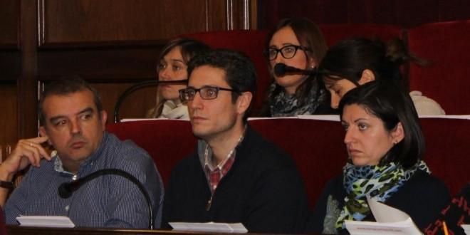 Guanyar Alcoi acusa a Francés de proteger a Sedano
