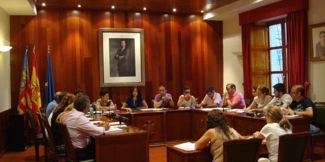 Aprobado el sueldo para la alcaldesa de Cocentaina