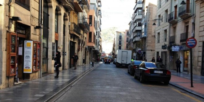 Comercio y Urbanismo plantearan una ordenanza adaptada a los locales comerciales del centro