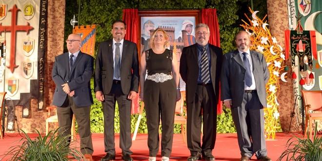 Presentación de los Cargos Festeros en Cocentaina