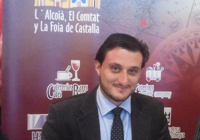 Jordi Llinares: Alcoy necesita una hoja de ruta clara en Turismo