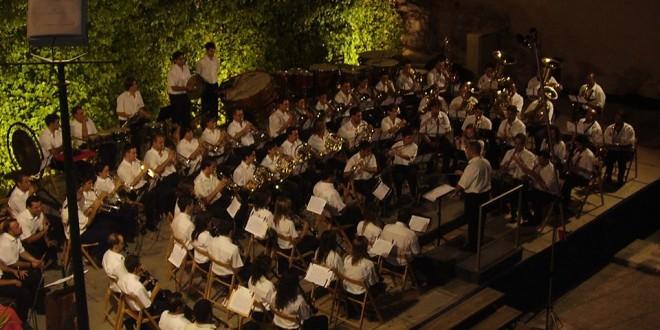 Concierto Ateneu Musical en Cocentaina