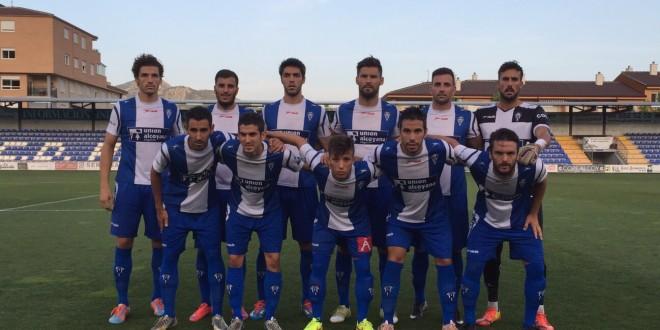 El Deportivo se impone al Real Murcia en El Collao