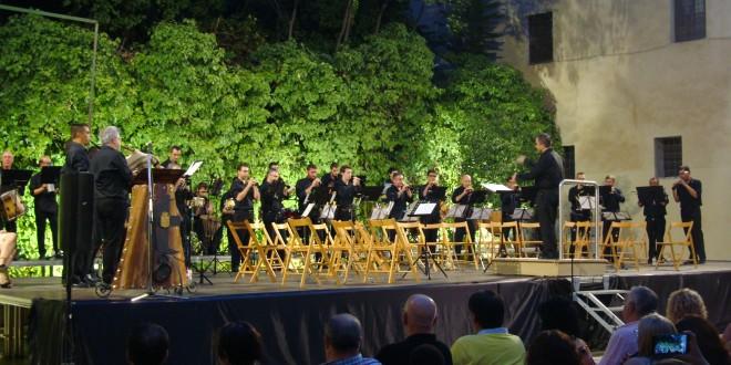 El Mal Passet inicia el ciclo de conciertos de fiestas en Cocentaina