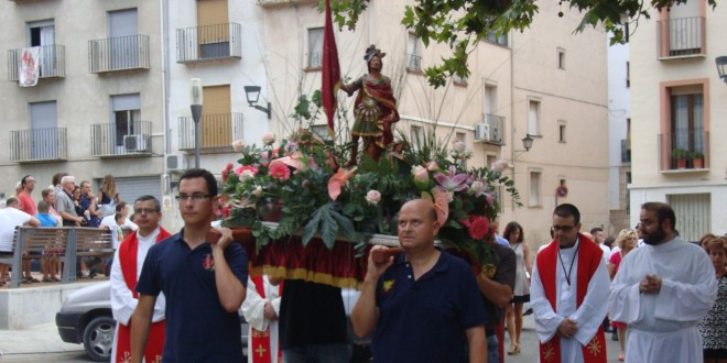 El traslado de Sant Hipòlit da paso a la fiesta