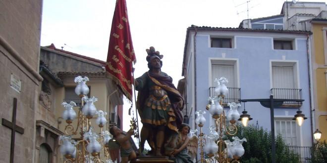 Misa en honor a San Hipólito