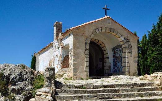 Alcoy estudia la rehabilitación de la ermita de Sant Cristòfol