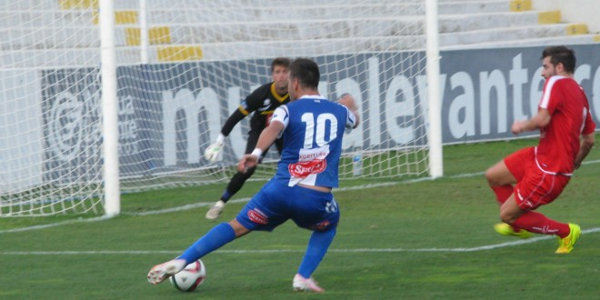 El Alcoyano empata sin goles ante el Ontinyent