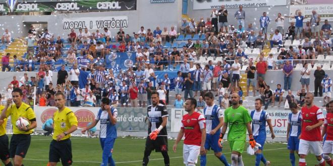 Empate sin goles ante el Hércules