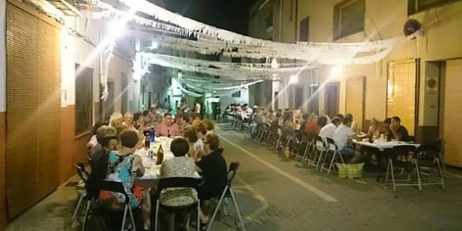 L´ Orxa celebró la fiesta de Santa Elena