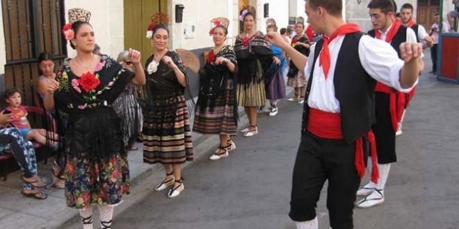 Benilloba celebra Les Danses