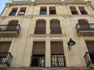 La rehabilitación de fachadas genera un volumen de negocio de 225.000 euros