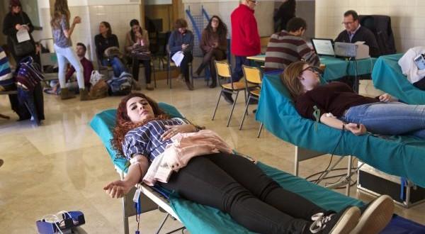 Descienden las reservas de sangre en la provincia de Alicante