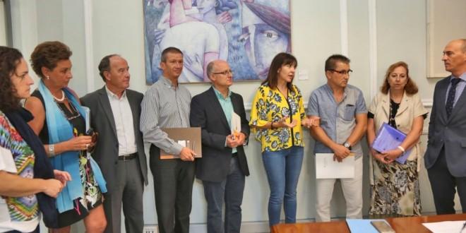 La Diputación pone en marcha el Observatorio Provincial de la Inmigración