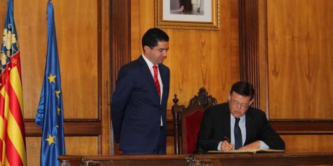 Puig anuncia una iniciativa piloto para adelantar la educación pública a los dos años