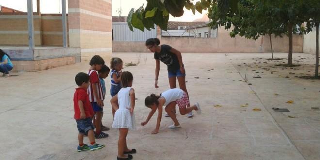 Los más pequeños de l´ Orxa disfrutan de una semana de actividades