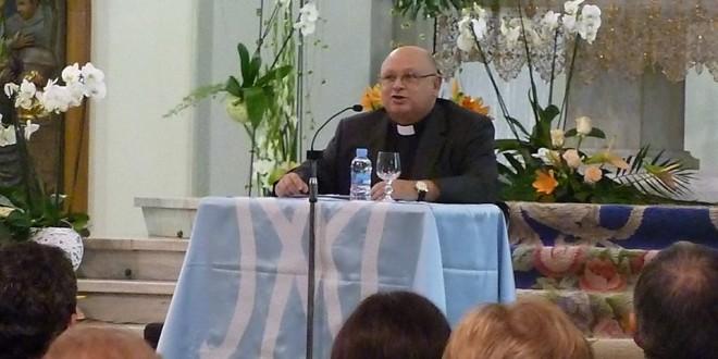 Camilo Bardisa Bito pregona las fiestas de la Virgen de los Lirios