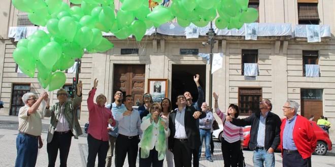 Alcoy conmemora el Día Mundial del Alzheimer