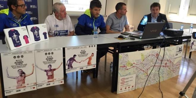 Presentada la Media Maratón 2015