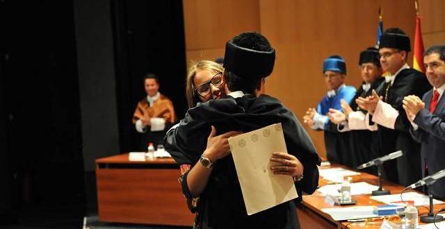 La UPV abre el curso en Alcoy con un emotivo homenaje a Georgina Blanes