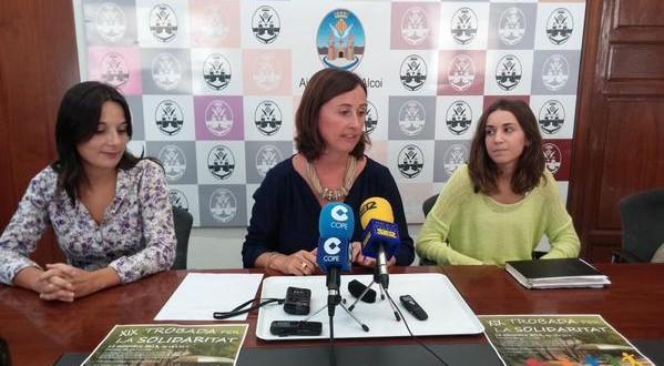 Alcoy acogerá las XIX Trobades per la Solidaritat