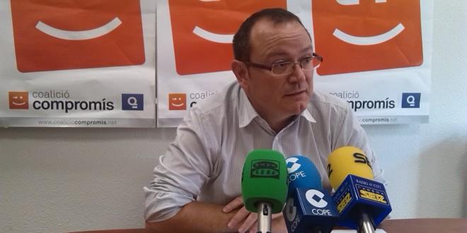 Compromís Alcoi denuncia los sobrecostes de los centros educativos