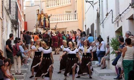 L´Alquería despide el verano con sus Fiestas Patronales