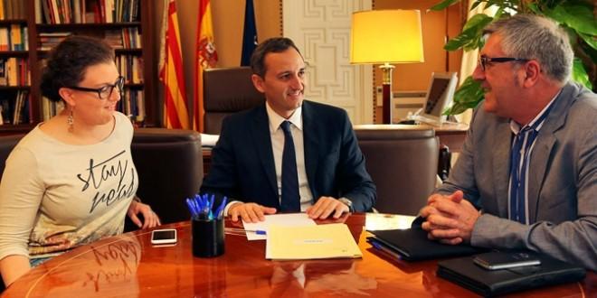 La Diputación concede un préstamo a Agres