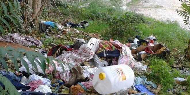 Ciudadanos propone la limpieza del cauce del río