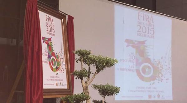 Inauguración Exposición Fira de Tots Sants