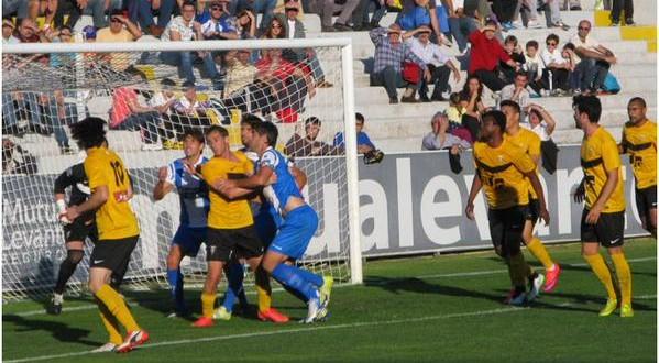 El Alcoyano cae 0-1 ante el Badalona
