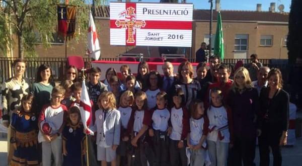 Juan Anduix es presentado oficialmente como Sant Jordiet