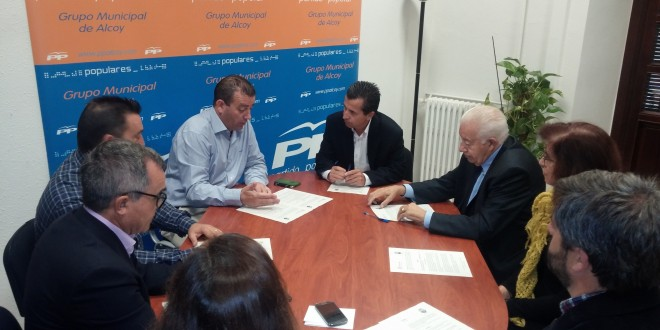 El PP proyecta un plan para la mejora de los Polígonos Industriales