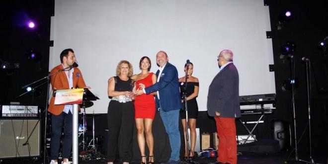 Las fiestas de Cocentaina galardonadas por TV Mediterráneo