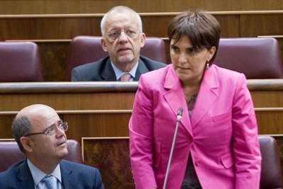 Patricia Blanquer repetirá como portavoz de industria en el Congreso
