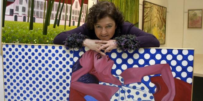 Dori Cantó realizará la portada de la revista de fiestas