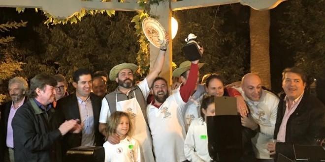 Los Asturianos vencen en el concurso de Olleta