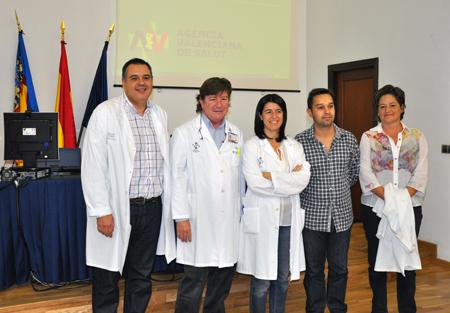 Carlos Aracil deja la gerencia del Departamento Comarcal de Salud