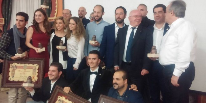 Entregados los Premios Samarita de la Festa 2015